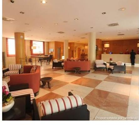 Alanda Hotel Marbella - Μαρμπέγια - Σαλόνι ξενοδοχείου