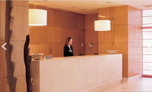 Alanda Hotel Marbella - Marbella - Vastaanotto