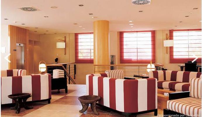 Alanda Hotel Marbella - Μαρμπέγια - Σαλόνι