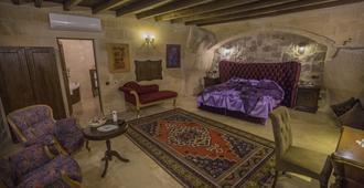 Yaren Cave House - Nevşehir - Schlafzimmer