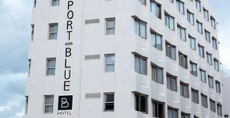Port And Blue Tlv Boutique Suites Hotel - Tel Aviv