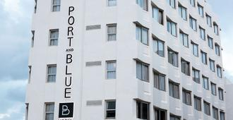 Port And Blue Tlv Boutique Suites Hotel - เทลอาวี