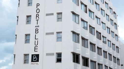 Port And Blue Tlv Boutique Suites Hotel - Tel Aviv - Rakennus