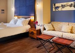 Port And Blue Tlv Boutique Suites Hotel - Tel Aviv - Makuuhuone