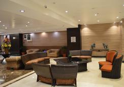 Executive Hotel - Manila - Lobby