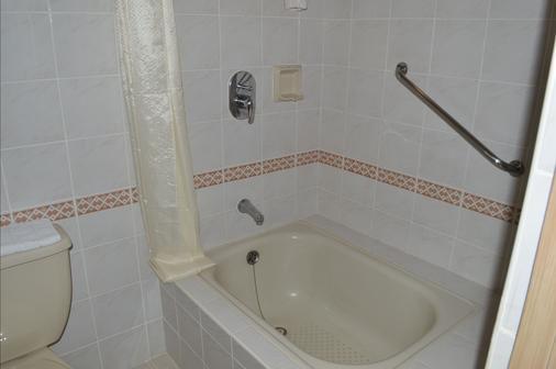 行政廣場酒店 - 馬尼拉 - 馬尼拉 - 浴室