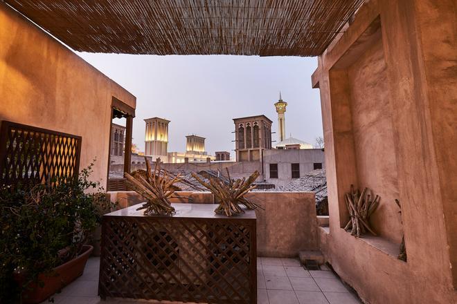 Xva Art Hotel - Ντουμπάι - Ρουφ