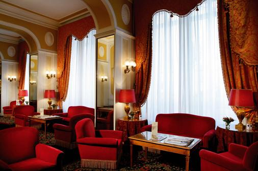 Bettoja Hotel Massimo d'Azeglio - Rooma - Oleskelutila