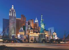New York-New York Hotel & Casino - Las Vegas - Gebäude