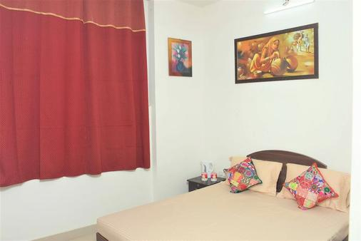 Jaypore House (Ramsingh Bed & Breakfast) - New Delhi - Bedroom