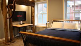 Apple Hostels of Philadelphia - Philadelphia - Bedroom