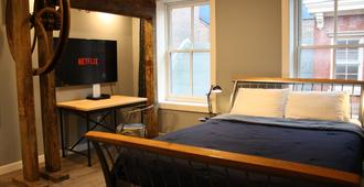 Apple Hostels of Philadelphia - Philadelphie - Chambre