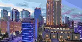 Hilton Istanbul Maslak - Istanbul - Gebäude