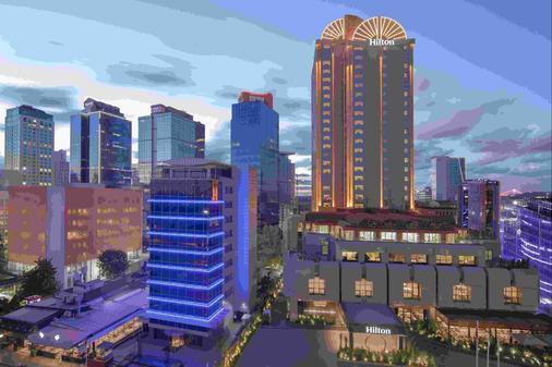Hilton Istanbul Maslak - Istanbul - Toà nhà