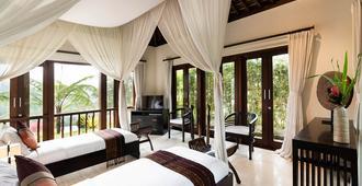 Awan Biru Resort - Payangan - Bedroom
