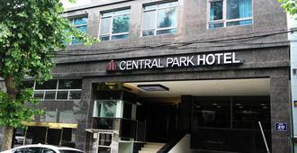 Central Park Hotel - Busan - Building