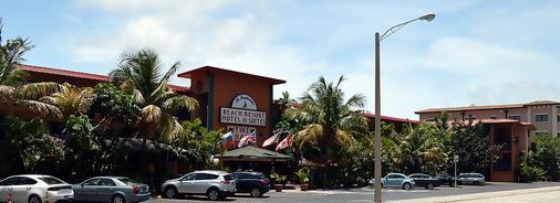 Ft. Lauderdale Beach Resort Hotel & Suites - Fort Lauderdale - Rakennus