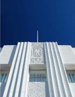 The Savoy Hotel & Beach Club - Miami Beach - Building