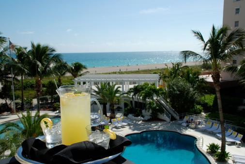 The Savoy Hotel & Beach Club - Μαϊάμι Μπιτς - Παραλία