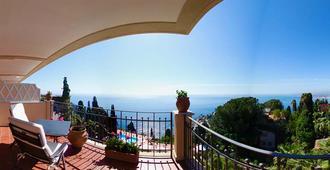 Grand Hotel San Pietro - Taormina - Balcony