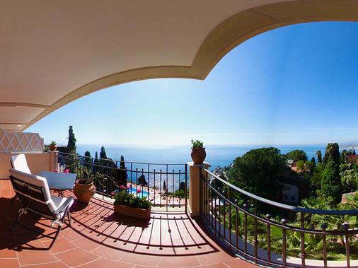 Grand Hotel San Pietro - Taormina - Parveke