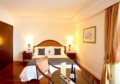 Grand Hotel San Pietro - Taormina - Makuuhuone