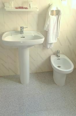 Hostal Centro Ejido - El Ejido - Bathroom