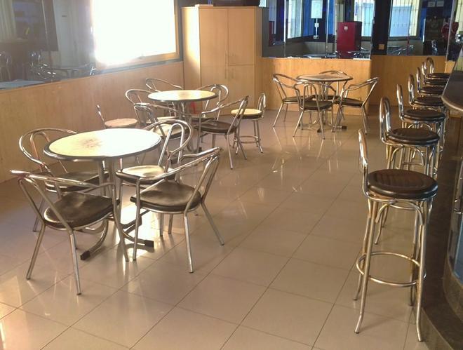 Hostal Centro Ejido - El Ejido - Restaurant