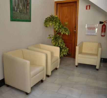 Hostal Centro Ejido - El Ejido - Living room