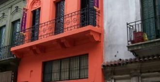 Hostel Downtownmate - Buenos Aires - Edificio