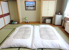 蔵王温泉 堺屋 森のホテルヴァルトベルク - 山形市 - 寝室