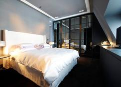 Hotel Odette en Ville - Bruselas - Habitación