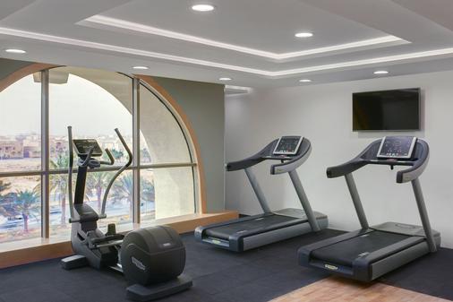 DoubleTree by Hilton Hotel Riyadh - Al Muroj Business Gate - Thủ Đô Riyadh - Gym