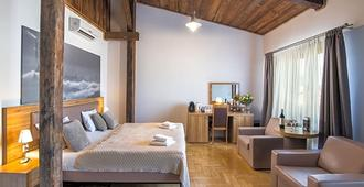 Aparthotel Pergamin - Krakow - Soverom