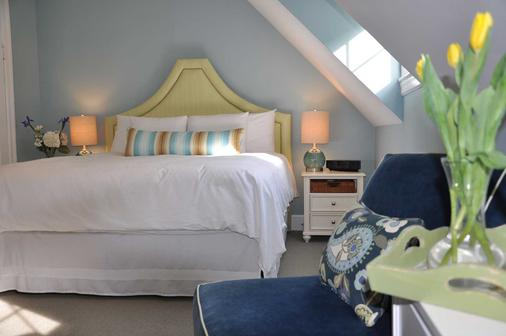 Peter Shields Inn & Restaurant - Cape May - Makuuhuone