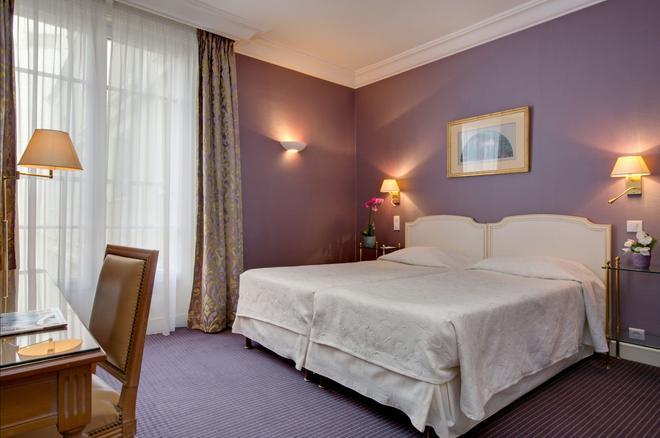 里特埃酒店 - 巴黎 - 巴黎 - 臥室