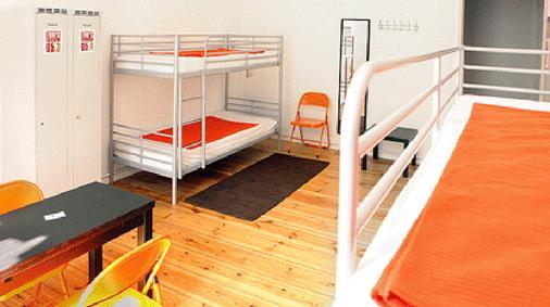 Gay Youth Hostel - Berlin - Phòng ngủ