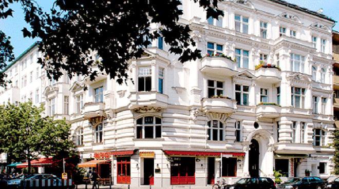 同性戀旅館 - 柏林 - 建築