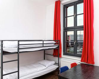 Hostel Am Guterbahnhof - Neubrandenburg - Ložnice