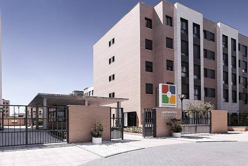 Compostela Suites Apartments - Madrid - Edificio
