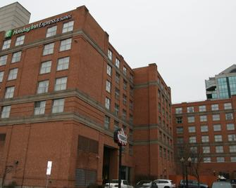 Holiday Inn Express & Suites Buffalo Downtown - Medical Ctr - Buffalo - Gebouw