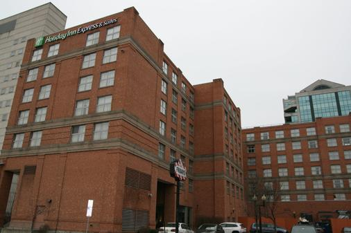 Holiday Inn Express & Suites Buffalo Downtown - Medical Ctr - Buffalo - Rakennus