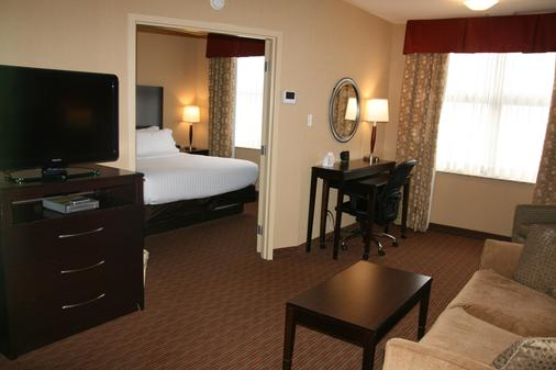 Holiday Inn Express & Suites Buffalo Downtown - Medical Ctr - Buffalo - Makuuhuone