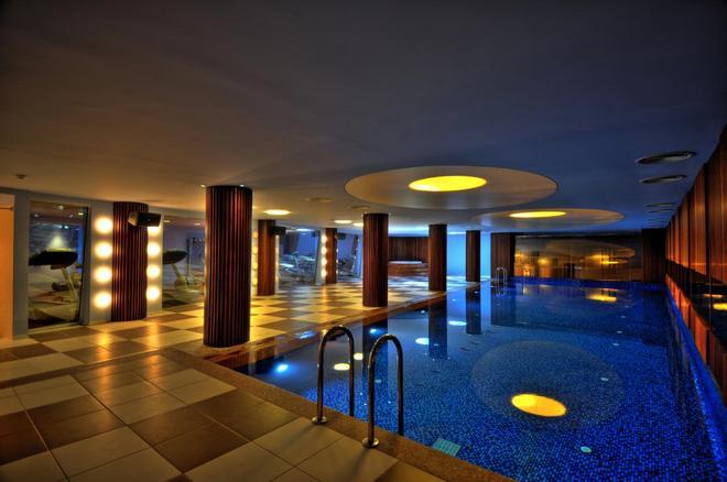 Kuum Hotel & Spa - Bodrum - Pool