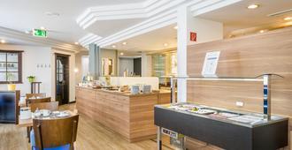Novum Hotel Rega Stuttgart - Stuttgart - Restaurant