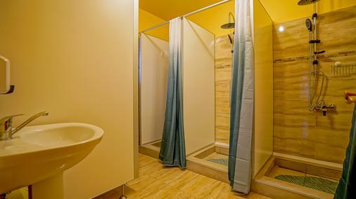 天命道旅館 - 布拉索夫 - 浴室