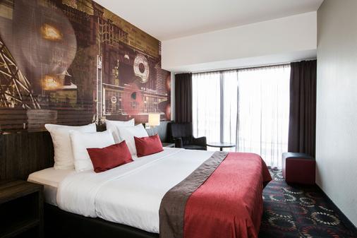 Crown Hotel Eindhoven - Eindhoven - Bedroom