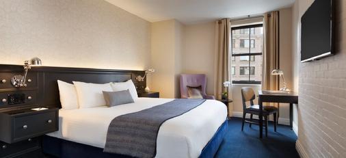 The Frederick Hotel - New York - Makuuhuone