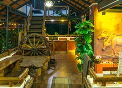 Olives Resort - Kalpetta - Lobby