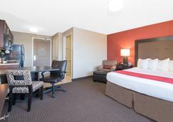 威利斯頓溫德姆山楂套房酒店 - 威里斯頓 - Williston - 臥室